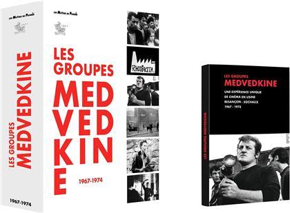 Les groupes Medvedkin (Box, 3 DVDs)