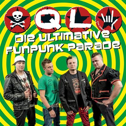 Ql - Die Ultimative Funpunk-Parade (Limited Edition, 9 CDs)