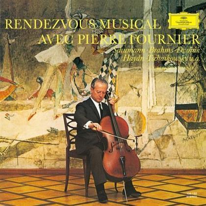 Pierre Fournier & Lamar Crowson - Rendezvous Musical (2 LPs)