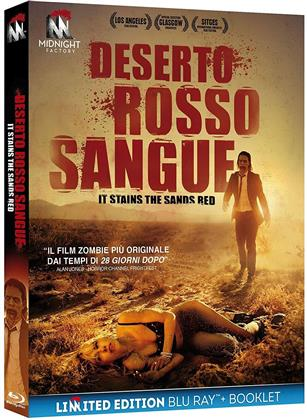Deserto rosso sangue - It Stains the Sands Red (2016) (Limited Edition)