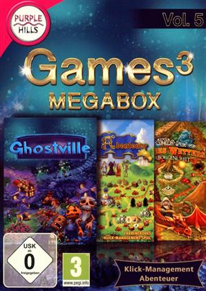Games 3 Mega Box Vol. 5