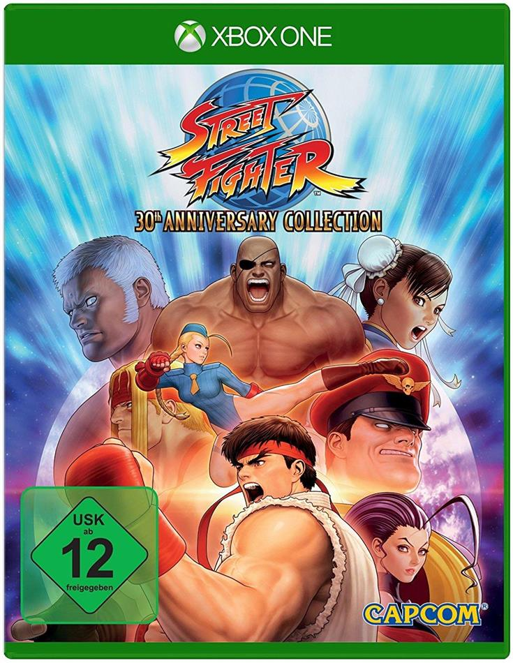 Street Fighter (30th Anniversary Collection) (German Edition)