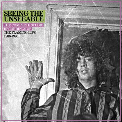 Flaming Lips - Seeing The Unseeable - The Complete Studio Recordings 1986-1990 (6 CDs)
