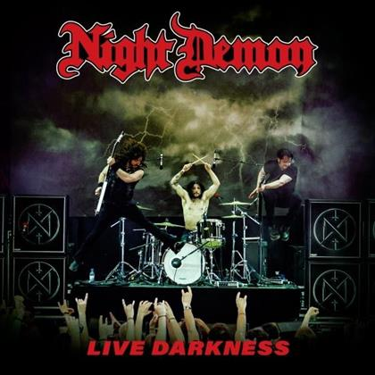 Night Demon - Live Darkness (2 CDs)
