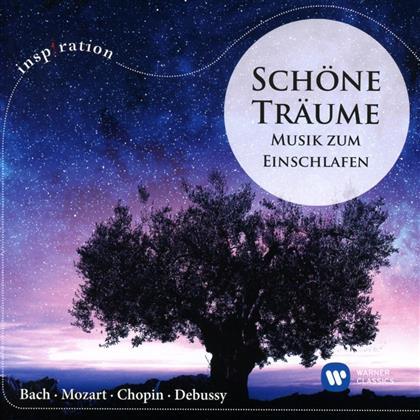 Sarah Chang, Truls Mork, Neville Marriner, +, Johann Sebastian Bach (1685-1750), … - Schöne Träume - Musik zum Einschlafen