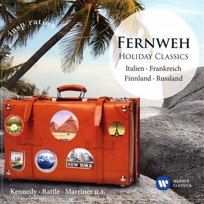 Neville Marriner, Simon Rattle, Nigel Kennedy, +, Johann Sebastian Bach (1685-1750), … - Fernweh