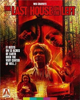The Last House On The Left (1972) (Edizione Limitata, 2 Blu-ray + CD)