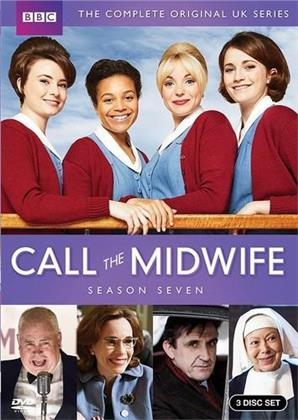 Call The Midwife - Season 7 (BBC, 3 DVD)
