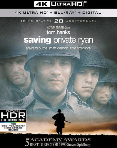 Saving Private Ryan 1998 4k Ultra Hd Blu Ray Cede Com