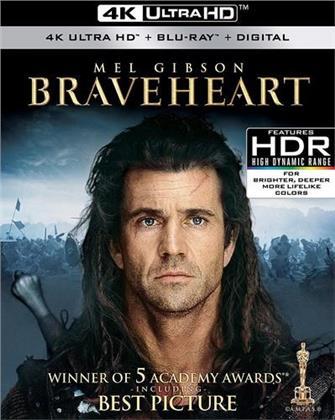 Braveheart (1995) (4K Ultra HD + Blu-ray)