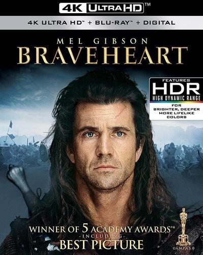 Braveheart 1995 4k Ultra Hd Blu Ray Cede Com