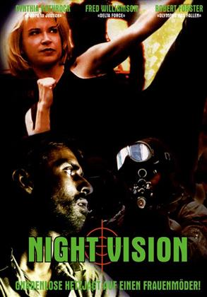Night Vision (1997) (Cover B, Limited Edition, Mediabook, Uncut, Blu-ray + DVD)
