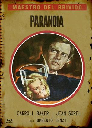 Paranoia (1970) (Cover D, Eurocult Collection, Limited Edition, Mediabook, Blu-ray + DVD)