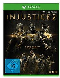 Injustice 2 (Legendary Edition) (German Edition)