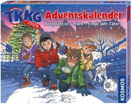 TKKG Junior - Adventskalender
