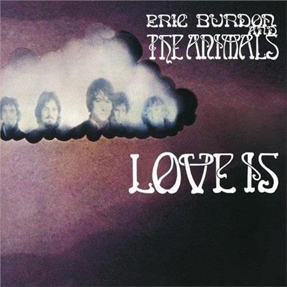 Eric Burdon - Love Is (Music On CD)
