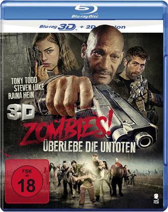Zombies! - Überlebe die Untoten (2017) (Uncut)