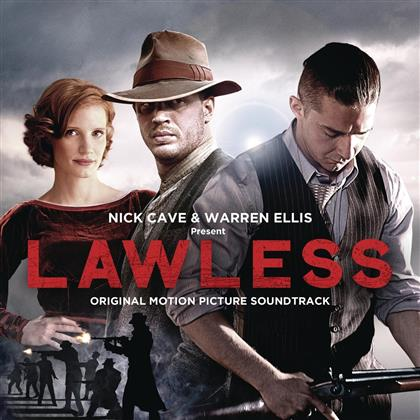 Lawless (OST), Nick Cave & Warren Ellis - Lawless - OST (Music On Vinyl, Limited Edition, White Light Vinyl, LP)