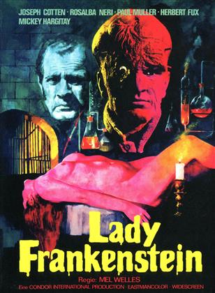 Lady Frankenstein (1971) (Cover A, Limited Edition, Mediabook, Uncut, Blu-ray + 2 DVDs)