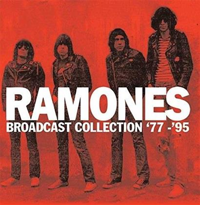 Ramones - Broadcast Collection 77 - 95 (9 CDs)