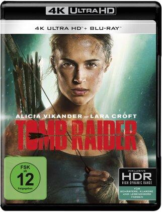 Tomb Raider (2018) (4K Ultra HD + Blu-ray)