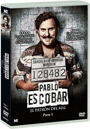 Pablo Escobar: El Patrón del Mal - Parte 1 (5 DVD)