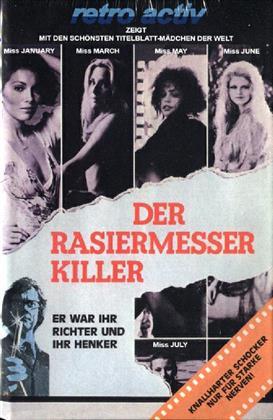 Der Rasiermesser Killer (1974) (Kleine Hartbox, Cover C, Extended Edition, Limited Edition, Uncut)