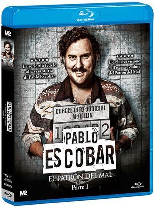 Pablo Escobar: El Patrón del Mal - Parte 1 (3 Blu-ray)