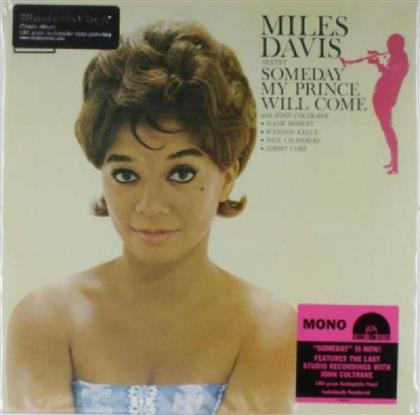 Miles Davis - Someday My Prince Will Come (Music On Vinyl, LP)