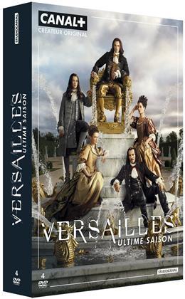 Versailles - Saison 3 - Ultime Saison (4 DVDs)