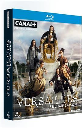 Versailles - Saison 3 - Ultime Saison (3 Blu-rays)
