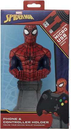 Cable Guy: Spider Man Marvel (Phone & Controller Holder inkl. 3m Ladekabel)