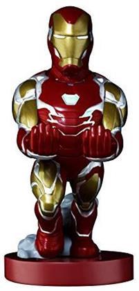 Cable Guy: Iron Man Marvel (Phone & Controller Holder inkl. 3m Ladekabel)