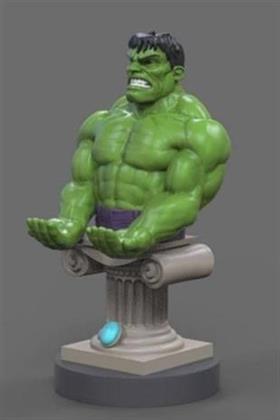 Cable Guy - Hulk Marvel (Phone & Controller Holder inkl. 3m Ladekabel)