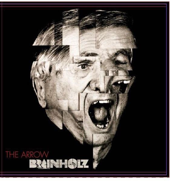 """Brainholz - The Arrow (7"""" Single)"""