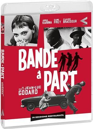 Bande à part (1964) (s/w, Restaurierte Fassung)