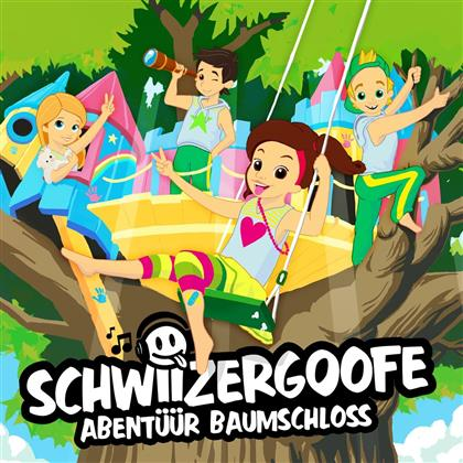 Schwiizergoofe - Abentüür Baumschloss (2 CDs)
