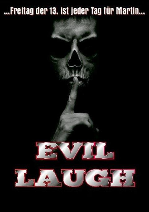 Evil Laugh (1986) (Kleine Hartbox, Cover D, Limited Edition, Uncut)
