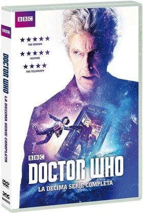 Doctor Who - Stagione 10 (BBC, 6 DVDs)