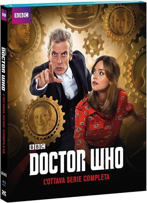 Doctor Who - Stagione 8 (BBC, Neuauflage, 5 Blu-rays)