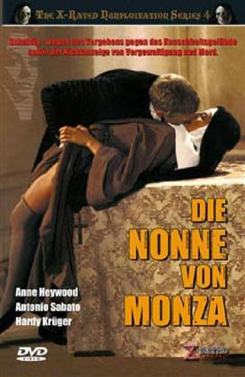 Die Nonne von Monza (1969) (Grosse Hartbox, The X-Rated Nunploitation Series, Uncut)