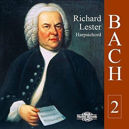 Johann Sebastian Bach (1685-1750) & Richard Lester - Works For Harpsichord Vol. 2 (2 CD)