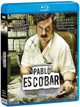 Pablo Escobar: El Patrón del Mal - Parte 2 (3 Blu-ray)