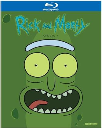 Rick and Morty - Season 3 (2 Blu-rays)