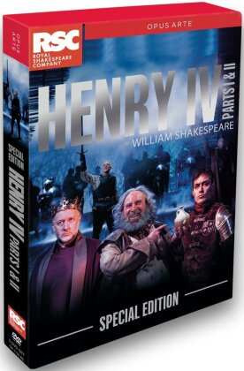 Henry IV - Parts 1 & 2 (Opus Arte) - Royal Shakespeare Company