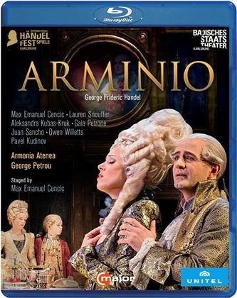 Armonia Atenea, George Petrou, … - Händel - Arminio (C Major, Unitel Classica)