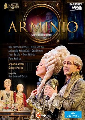 Armonia Atenea, George Petrou, … - Händel - Arminio (C Major, Unitel Classica, 2 DVDs)