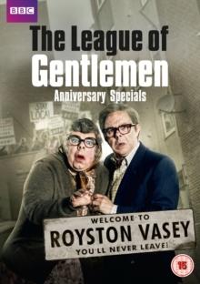 The League Of Gentlemen - Anniversary Specials (BBC)