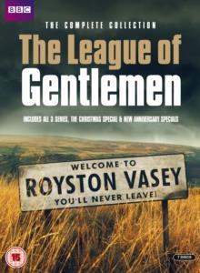 The League Of Gentlemen - Complete Collection (BBC, 7 DVDs)