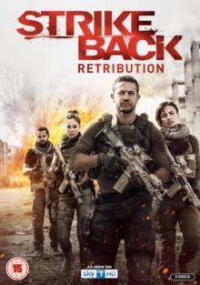 Strike Back - Season 6 - Retribution (3 DVD)